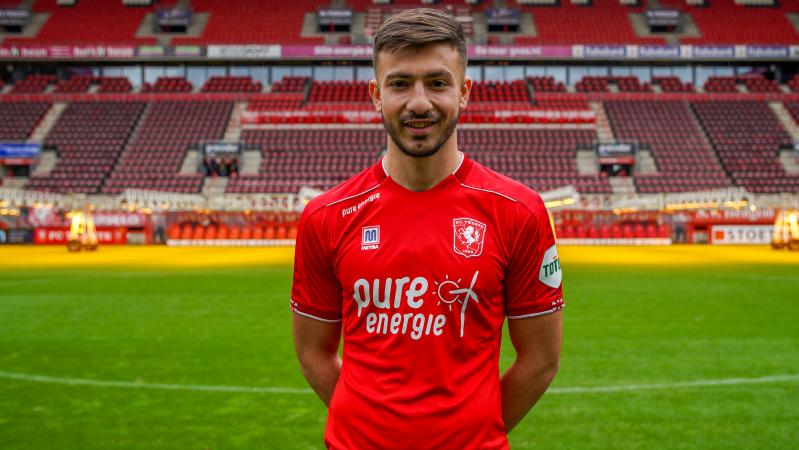 Halil Dervisoglu foto FC Twente