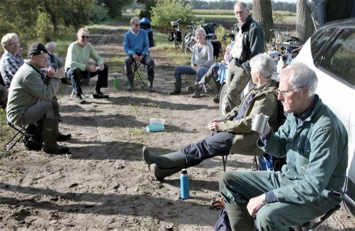Enhoe natuurwerkgroep