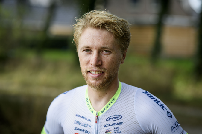 Maurits Lammertink door Emiel Muijderman