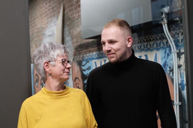 Janet Huisman Kevin Prijs Ernst Bergboer