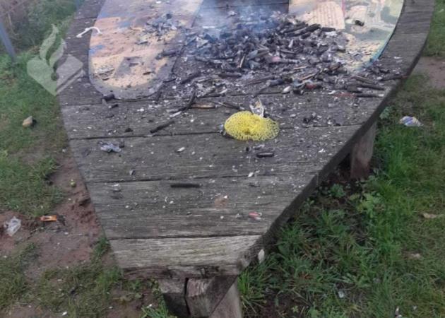 Vuurwerk politiehengelo