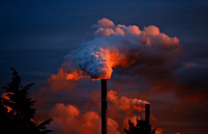 Luchtverontreiniging pixabay