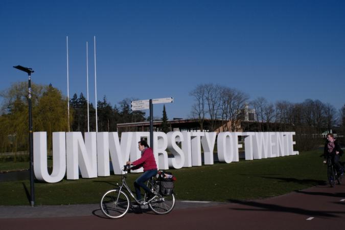 Universiteit Twente Ernst Bergboer
