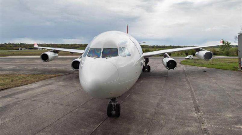 457766 vliegtuig