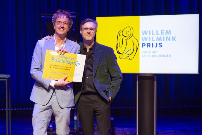 Winnaar publieksprijs Willem Wilminkprijs 2021 fotograaf Myrthe Effing
