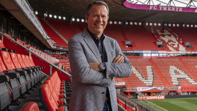 Jan Willem Brüggenwirth Foto FC Twente