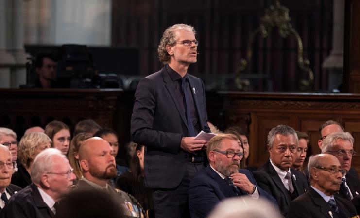 Frank Krake Nationale Herdenking 2018
