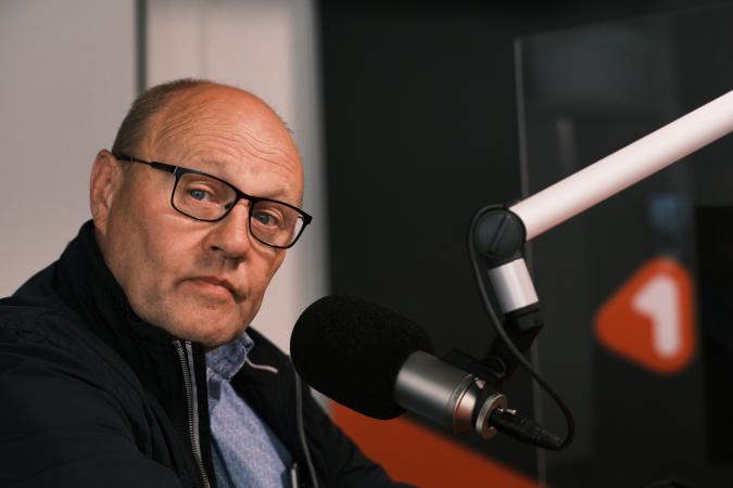 Rudi Bakker 2 Ernst Bergboer