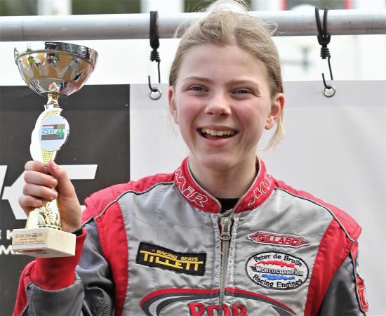 Eva Dorrestijn podium IMGM5746