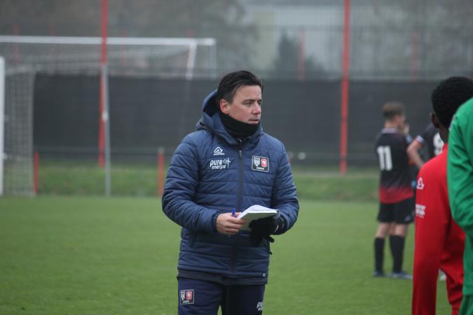 Jeffrey de Visscher 2 foto Justin Sangers FC Twente Heracles Academie