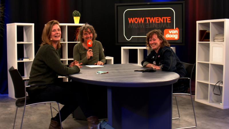 Tessa Wiegerinck en Marianne Schouten 1 Twente