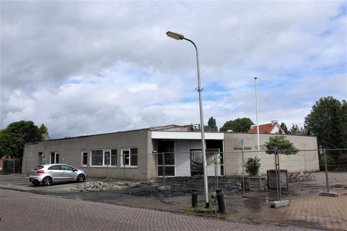 Moeder teresakerk brand 2019 foto indebuurt