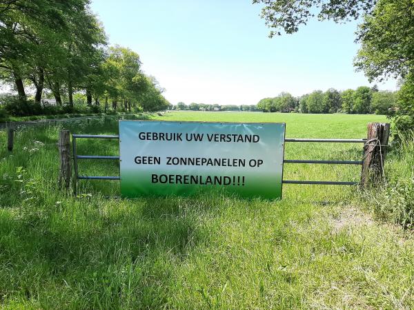 Plan voor zonnepark bij Het Rutbeek