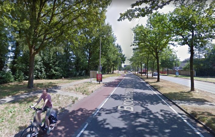 Broekheurne ring Google Maps