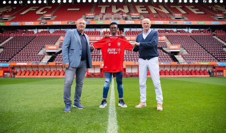 Virgil Misidjan FC Twente