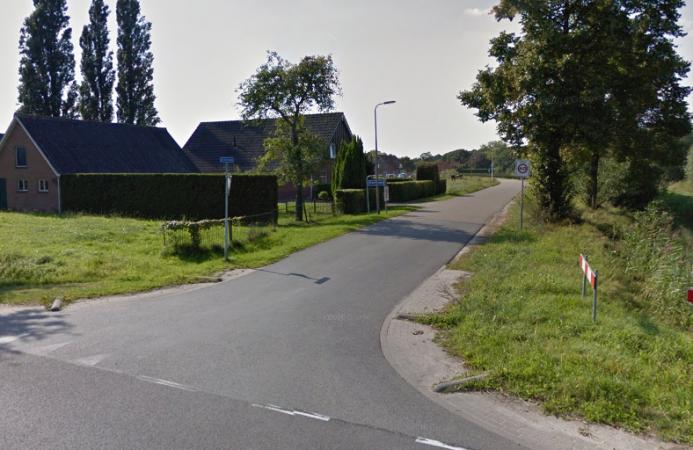 Beneluxlaan kruising googlestreetview