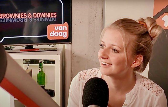 Anne van der Raadt runt Brownies Downies