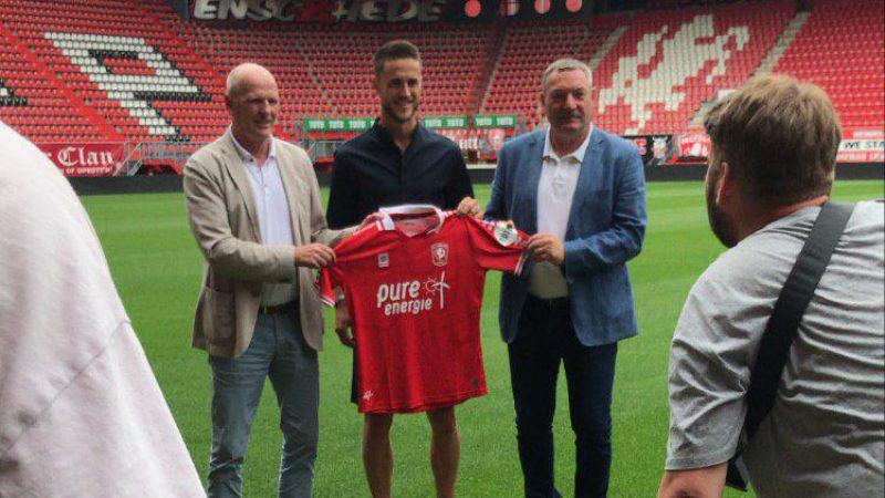 Ricky van Wolfwinkel 1 1 Twente