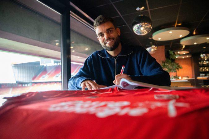 Robin Pröpper contract FC Twente