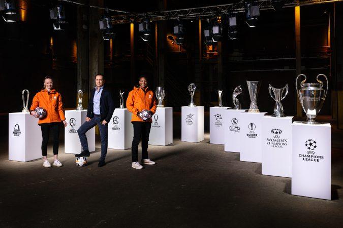 Thuisbezorgd sponsor UEFA FOTO Just Eat Takeaway com