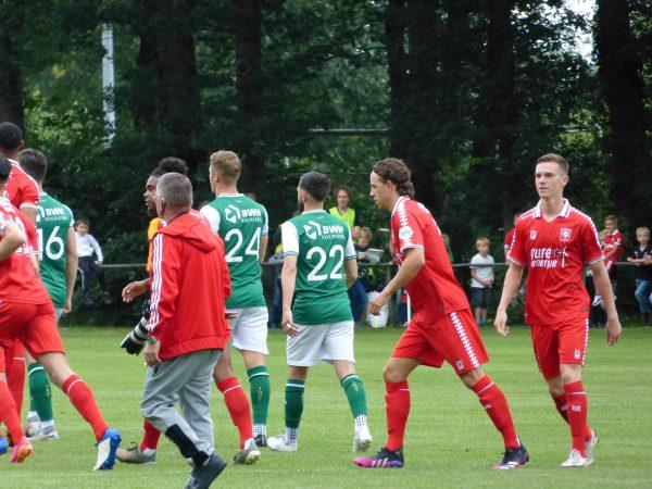 Troupee Rots HSC Franklin Veldhuis