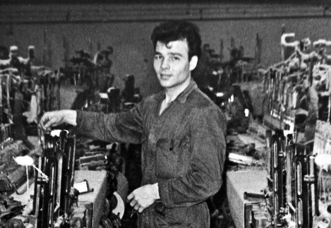 Italiaanse arbeider renata de frankrijker