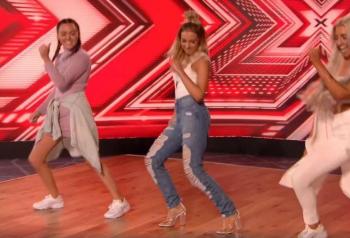 214309 meisjes X Factor