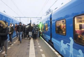 Vanaf vrijdagnacht extra late treinen Zwolle Enschede
