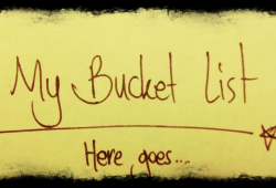 64190 my bucket list
