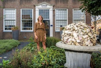 Oudstegebouw Enschede reinier Van Willigen