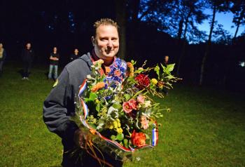 Arno Schulenberg krijgt Koninklijke Onderscheiding