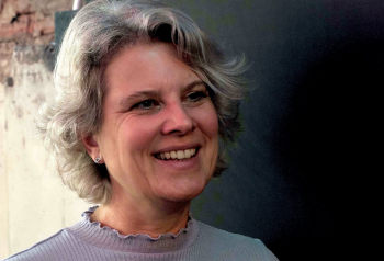 Stadsbeiaardier Esther Schopman