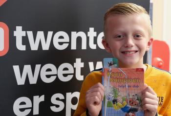 Jaro kinderboekenweek