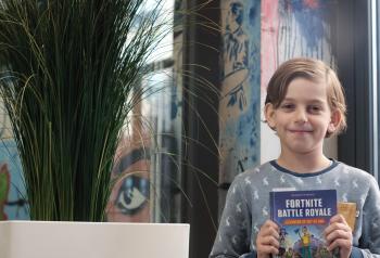 Kinderboekenweek Ernst Bergboer