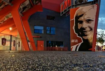 Portret Kick van der Vall Foto FC Twente