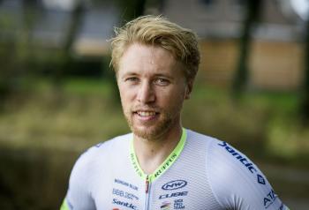 Maurits Lammertink door Emiel Muijderman