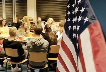 Bonhoeffer Amerikaanse verkiezingsnacht