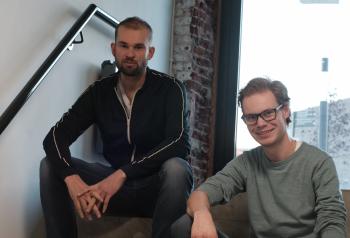 Tom Morssink en Koen Meijer Ernst Bergboer