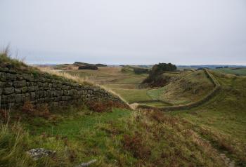 Muur Hadrianus Pixabay