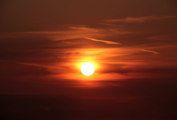 Zonsondergang pixabay