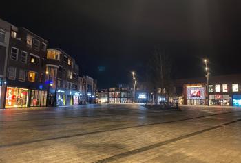 Van Heekplein avondklok Coen Krukkert