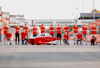 Solar Team Twente Martina Ketelaar