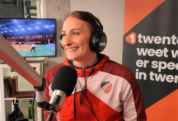 Esther huls apollo 8 volleybal