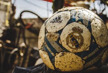 Bal Real Madrid Pixabay