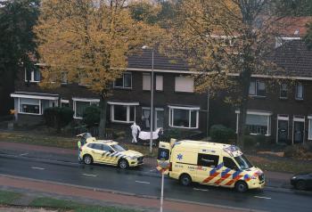Ambulance Ernst Bergboer
