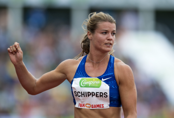 Dafne schippers FBK Games 2019 fotocredit Global Sports Communication