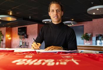 Giovanni Troupee tekent contract FC Twente