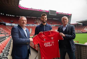 Robin Pröpper Jans Streuer FC Twente