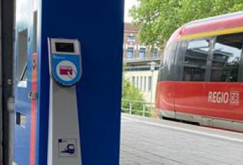 2021 07 19 laadpaal op station gronau