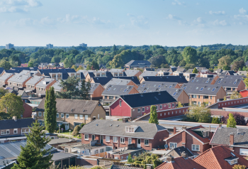Velve Lindenhof gemeente Enschede